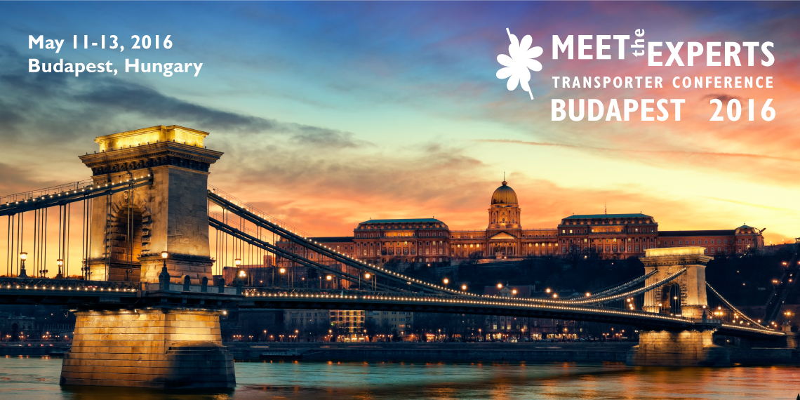 Meet the Experts Transporter Conference Budapest 2016