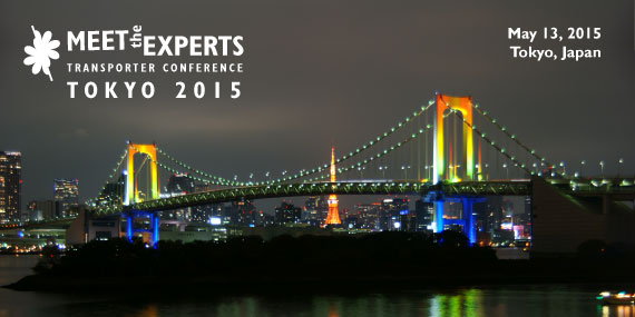 Transporter Conference Tokyo 2015, May 13